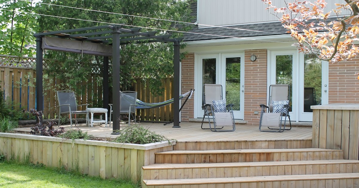 We built a deck free online deck design software for Design a porch online