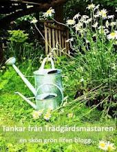 Svenska trädgårdsbloggar uppdelade per växtzon