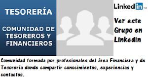 TESORERÍA: Comunidad de Tesoreros y Financieros