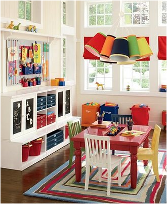 kitchen design ideas: playroom ideas for young boys