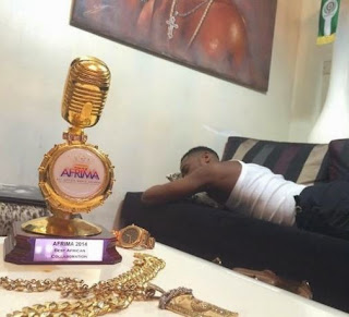 'Iambangalee' D'Banj Count His Blessings in 2014