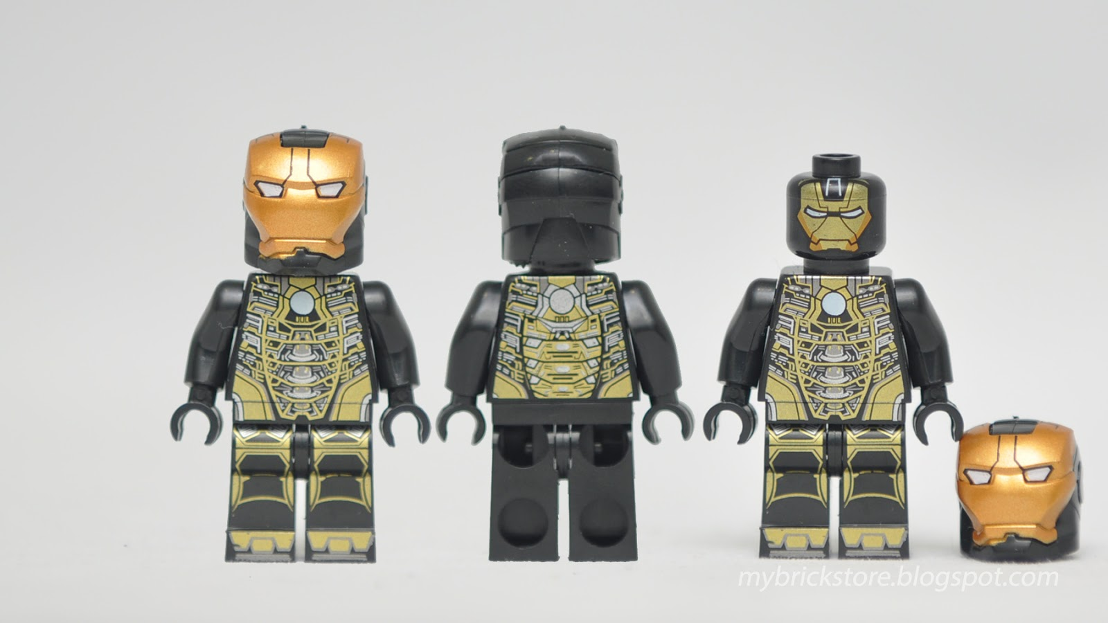 My brick store lego iron man minifigures by duo le pin - Iron man 3 lego ...