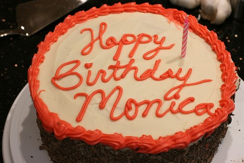 Birthday Cake Greetings With Name
