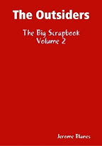 The Outsiders Big Scrapbook Volume 2