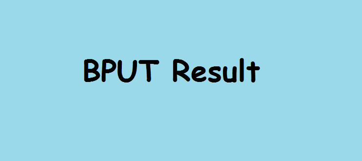 BPUT Result