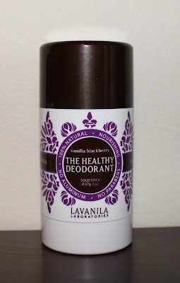 LAVANILA The Healthy Deodorant Vanilla Blackberry