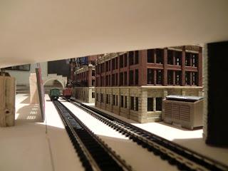 zona minera maqueta ferroviaria