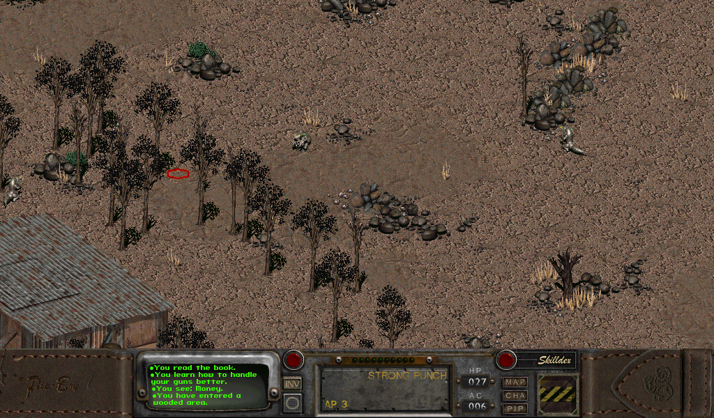 Let\'s Ironman Fallout 2 (5 - Scum and Villainy)   rpgcodex ...