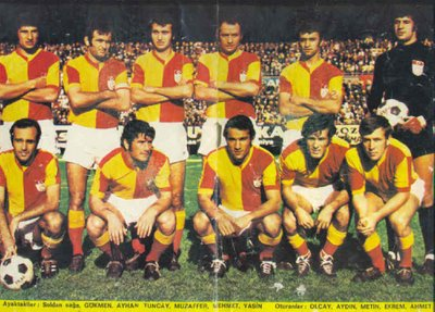 Resultado de imagem para galatasaray 1970
