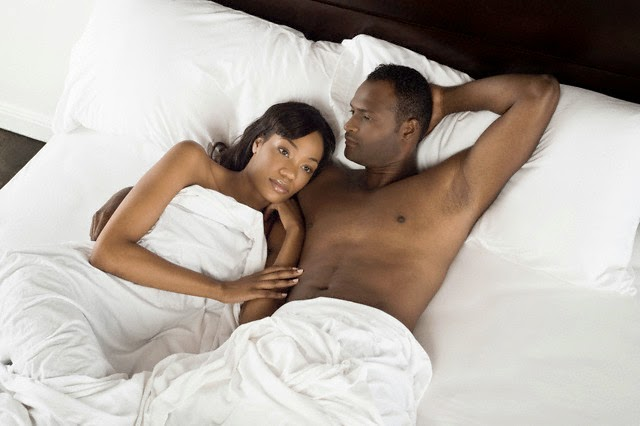 Sex black couple husband and wife