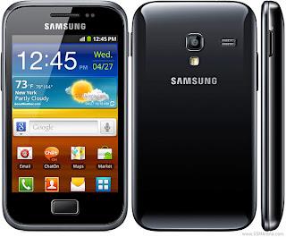 Spesifikasi, Harga Samsung Galaxy Ace Plus S7500