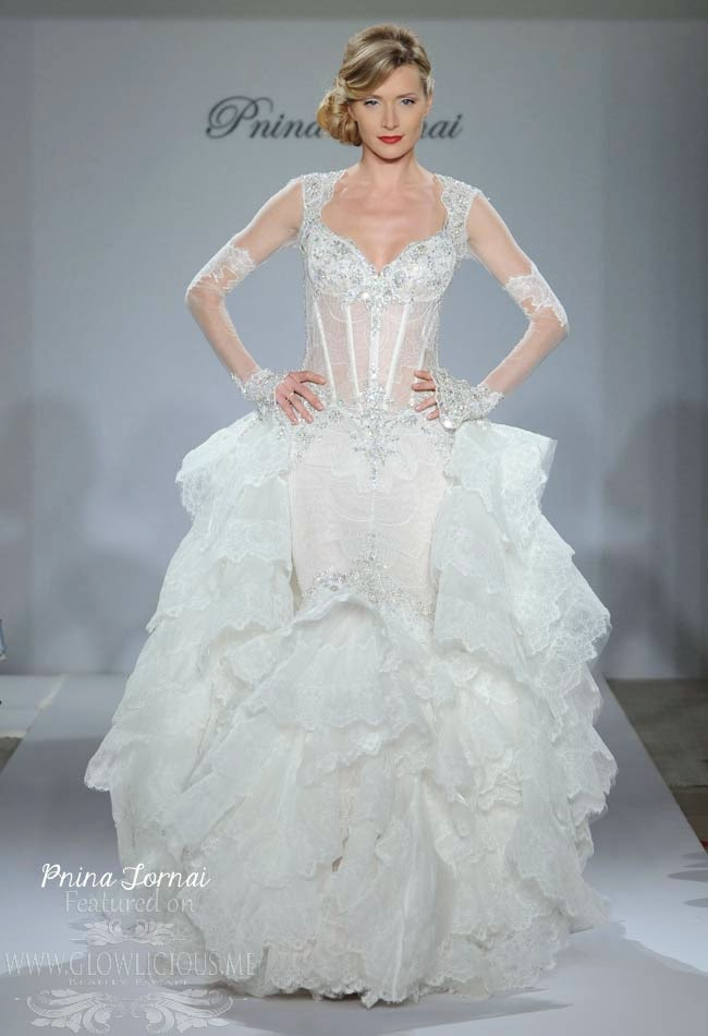 Pnina Tornai Ball Gown Wedding Dresses 55 Superb For more details kindly