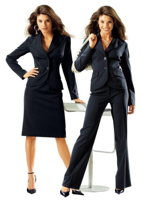 Одежда для женщины руководителя 11