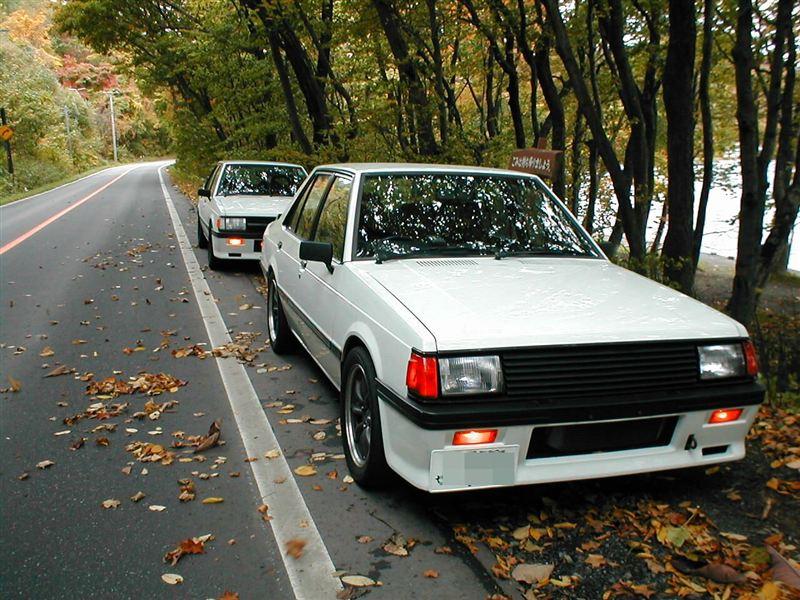 stary Mitsubishi Lancer, ciekawe samochody, auta z duszą, klasyczne sportowe fury, zdjęcia, JDM, スポーツカー、 クラシックカー、 日本車