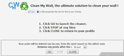 Clean My Wall