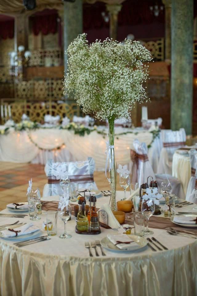 Маса за Гостите на Сватбата