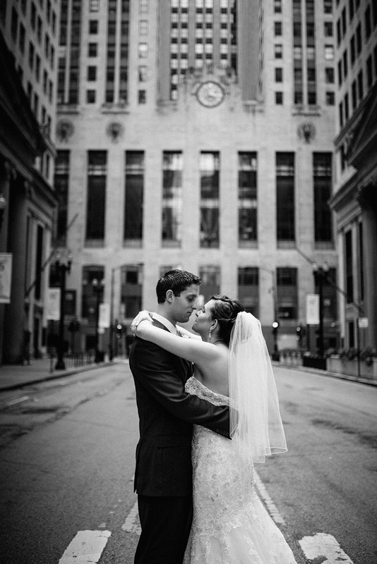 Chicago Wedding Portrait