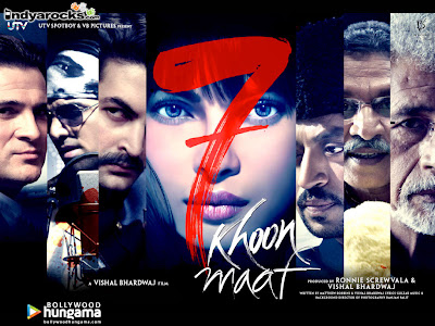 7 Khoon Maaf (2011) | Movie Media