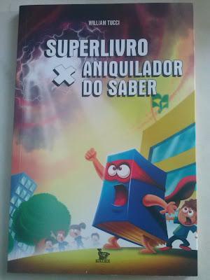 Super Livro x Aniquilador do Saber