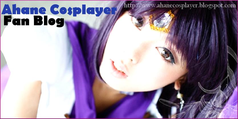 Ahane Cosplay Fan blog