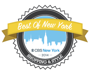 Best Hat Shops NYC The Hat House NY - CBS New York Logo