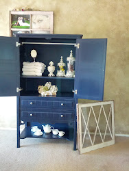 Pottery Barn Hutch-SOLD