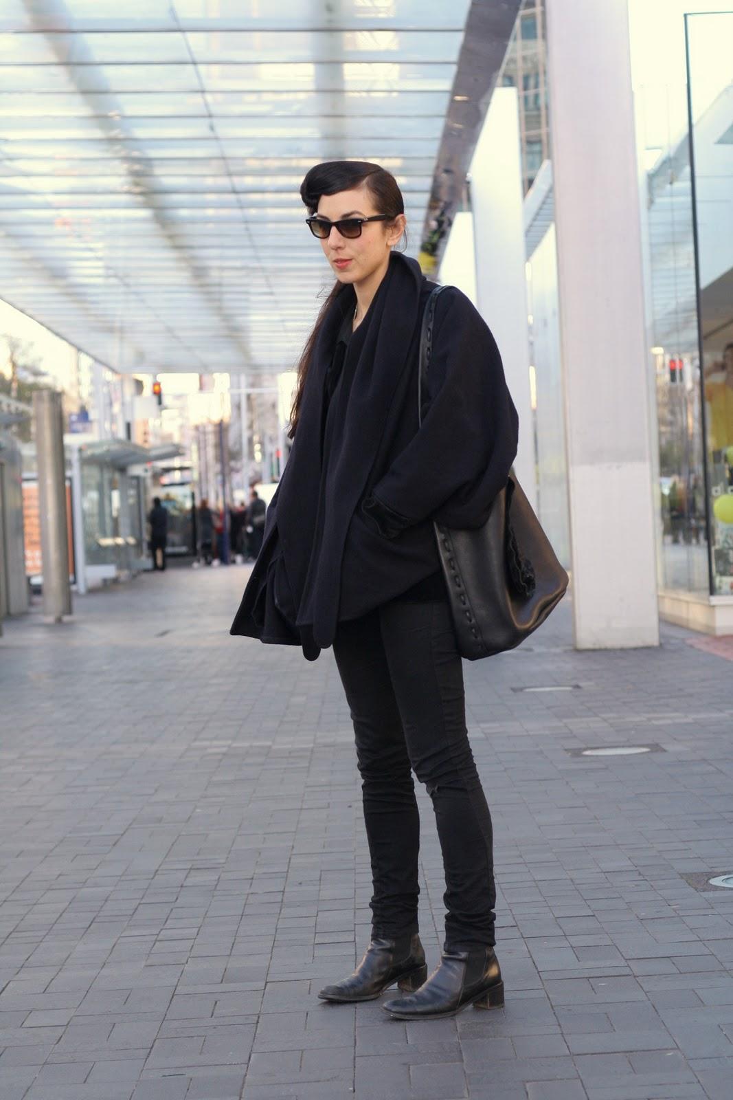 Foureyes New Zealand Street Style Fashion Blog Erin