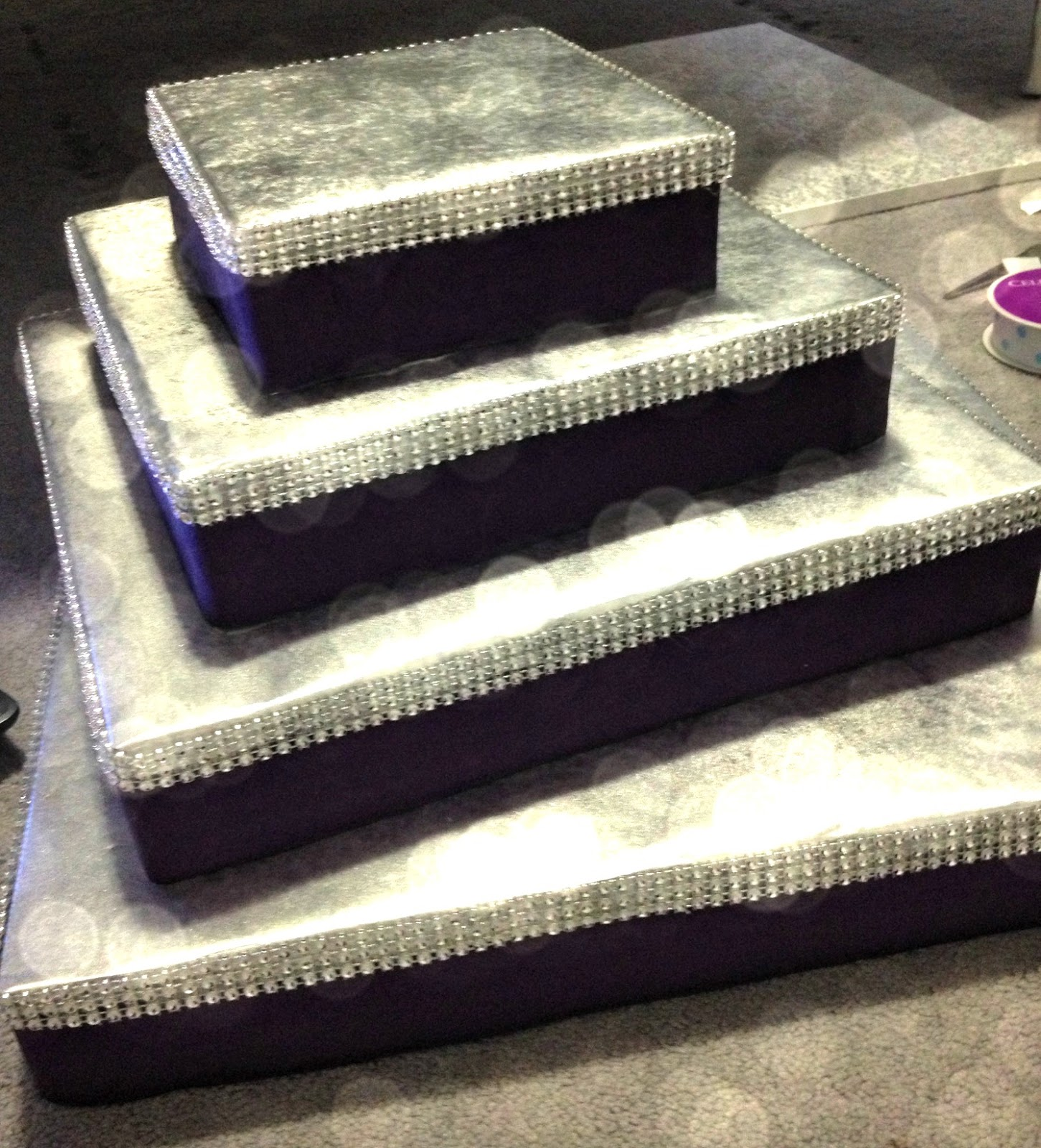 Cake Tier Boxes