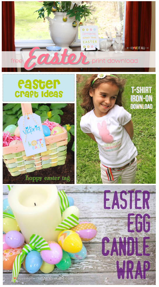 #Easter #crafts #tutorials #diy #projects #download #tag