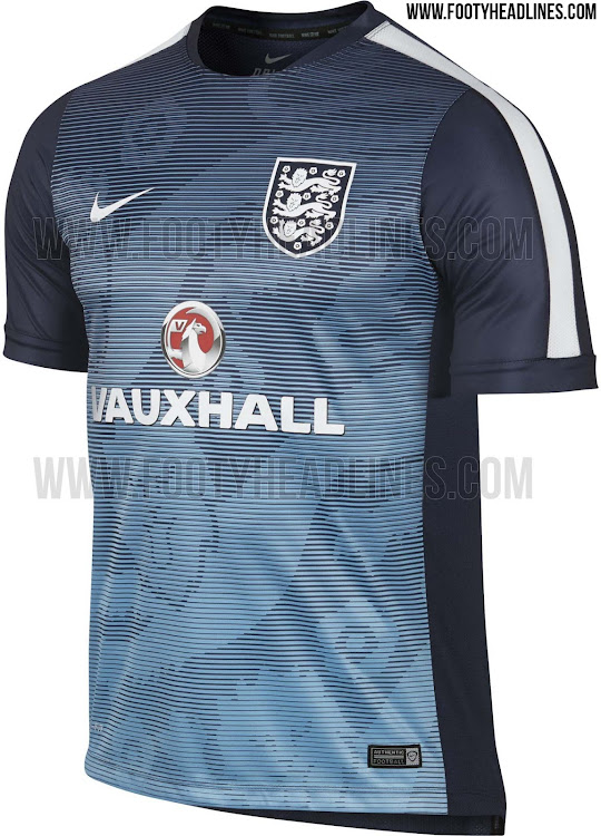 maillot pre-match Angleterre foot
