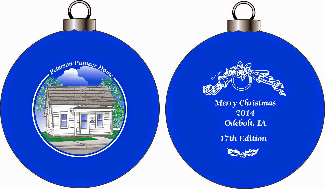 NEW! 2014 Ornament