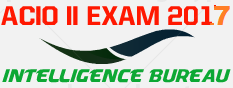 Intelligence Bureau(IB) ACIO -II Exam 2017