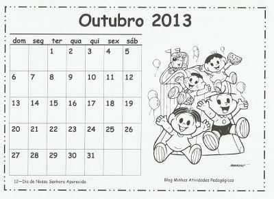 blog e de muitas colegas de trabalho aqui estão estes calendários da ...