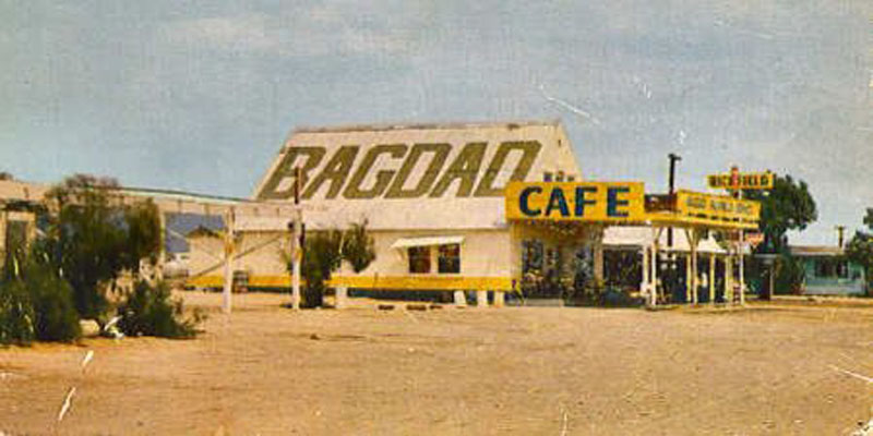 Bagdad Cafe Online Cine y Películas