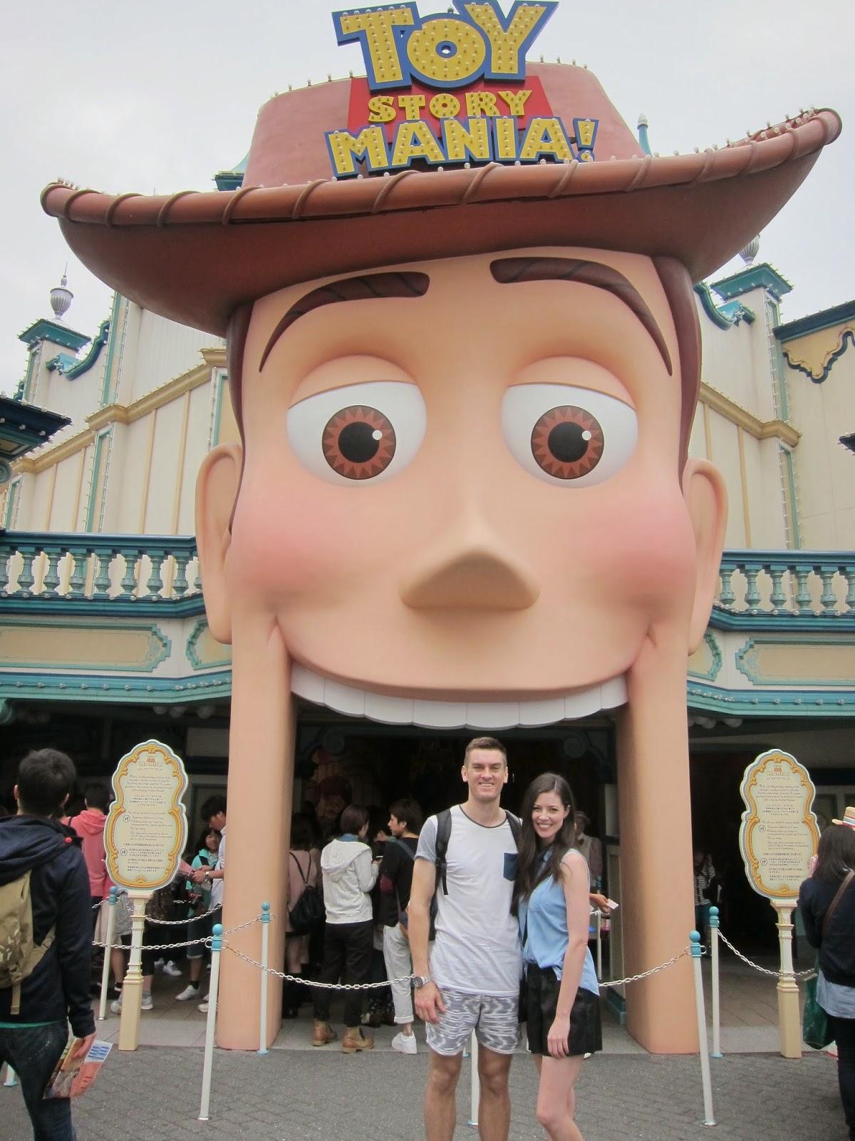 Tokyo Disneysea Tips