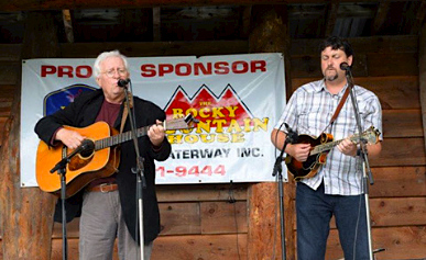 Mike O'Reilly & Ray Legere @ Wenona Lodge, Tuesday