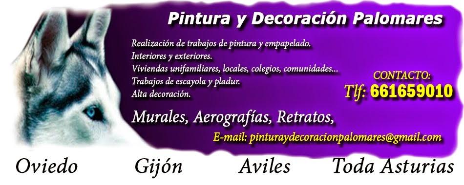 PINTURA Y DECORACIÓN PALOMARES