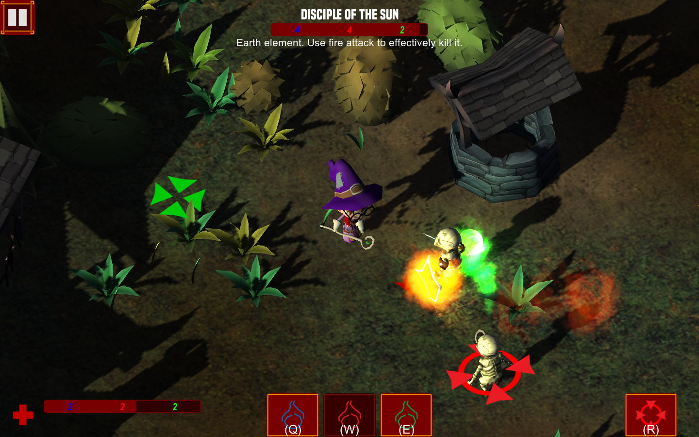 Loot-oriented action-rpg Fantasy Mage available on all mobile platform Image