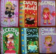 Cadernos e capas