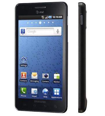 Samsung Infuse Smartphone
