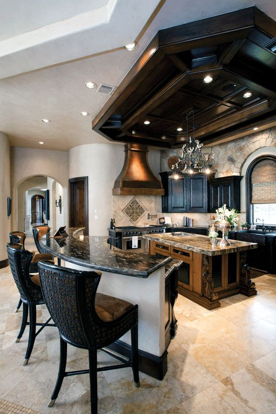 Gourmet kitchen ideas the cottage market for Gourmet kitchen islands