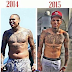 Chris Brown Can't Believe He Looked Like This In 2014