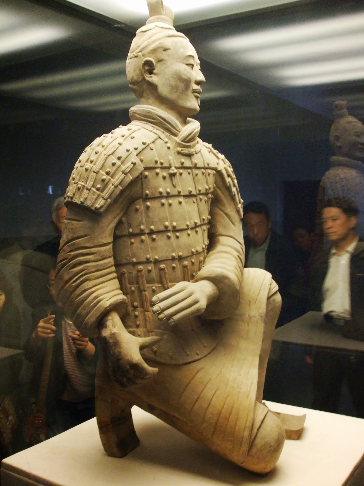 First emperor qin shi huangdi the man the terracotta army and contentwriting sciox Gallery