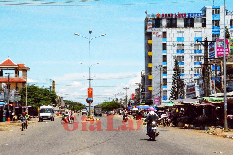 Gia Lai: Tham ô ở thị trấn Chư Sê