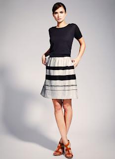 Mint Velvet Skirt