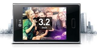 LG Optimus L3 E400 Android Murah Harga Rp 699 Ribu