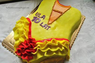 Tort dla kolejnej młodej gimnastyczki