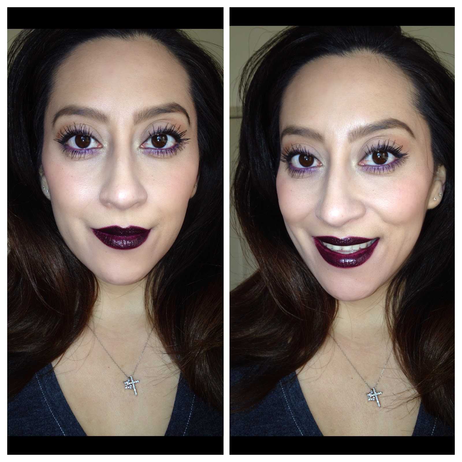NYX High Voltage lipstick in Dahlia
