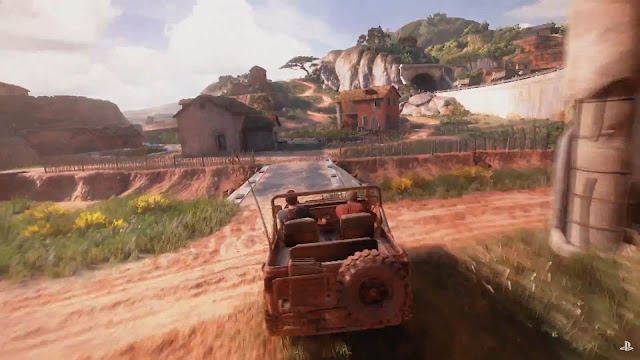e3 2015 Uncharted 4: A Thief's End
