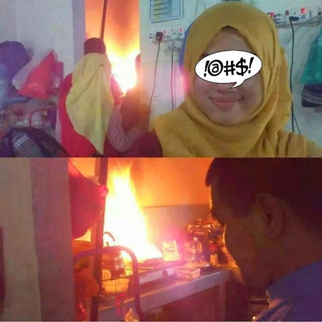 Malaysia Ramai Cyberbully #selfie